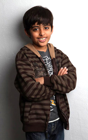 Bothell 5th-grader gets a role on the big screen